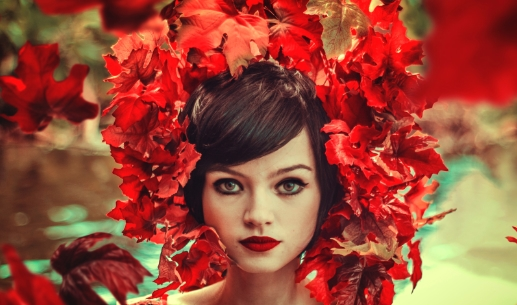 Podzimní vlasopád