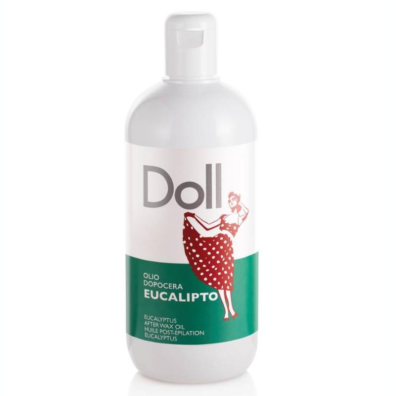 Xanitalia Doll Eucalipto olej po epilaci 500 ml