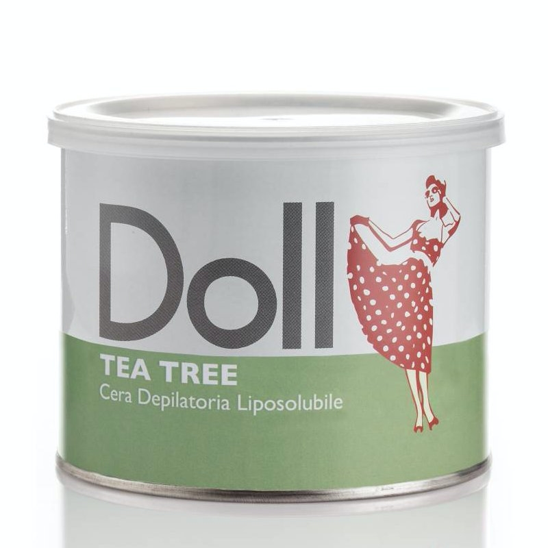 Xanitalia Doll Tea Tree epilační vosk 400 ml