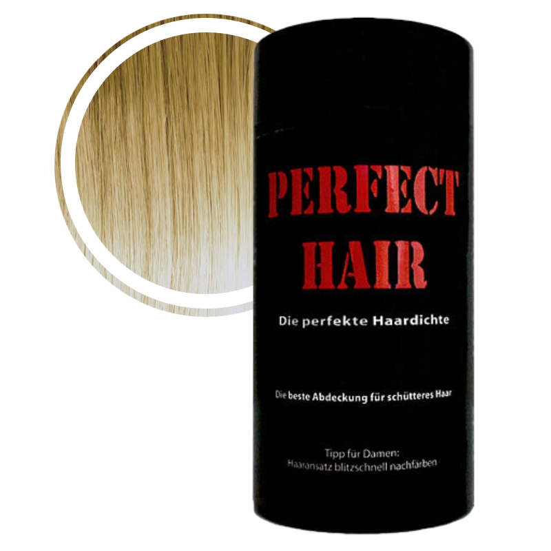 Perfect Hair objemový vlasový pudr blond (10) 28 g