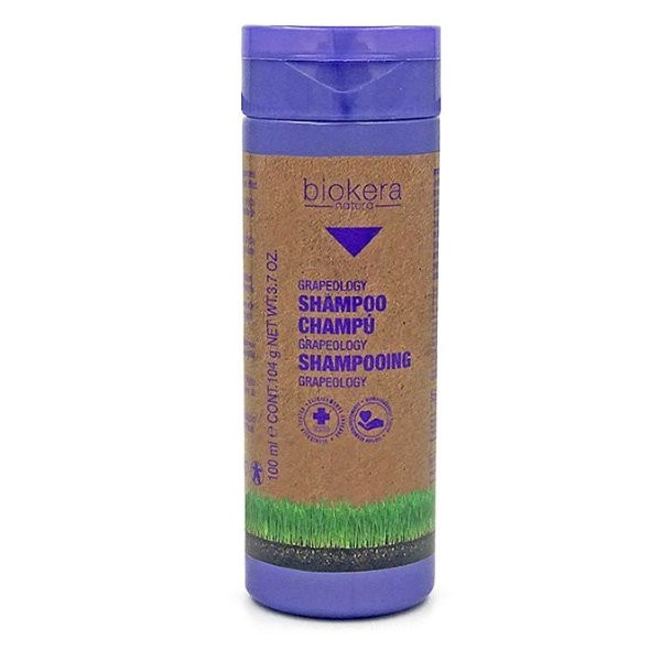Salerm Biokera Grapeology šampón 100 ml