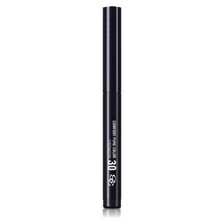 Salerm Comfort Pure Color oční stíny 30 Matte Black 1,64 g