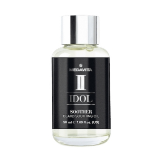 MedaVita Idol Man Soother olej na vousy 50 ml