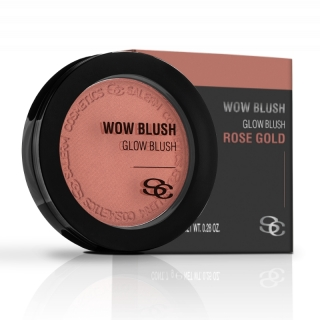 Salerm Beauty Line WOW Blush tvářenka Rose Gold 8 g